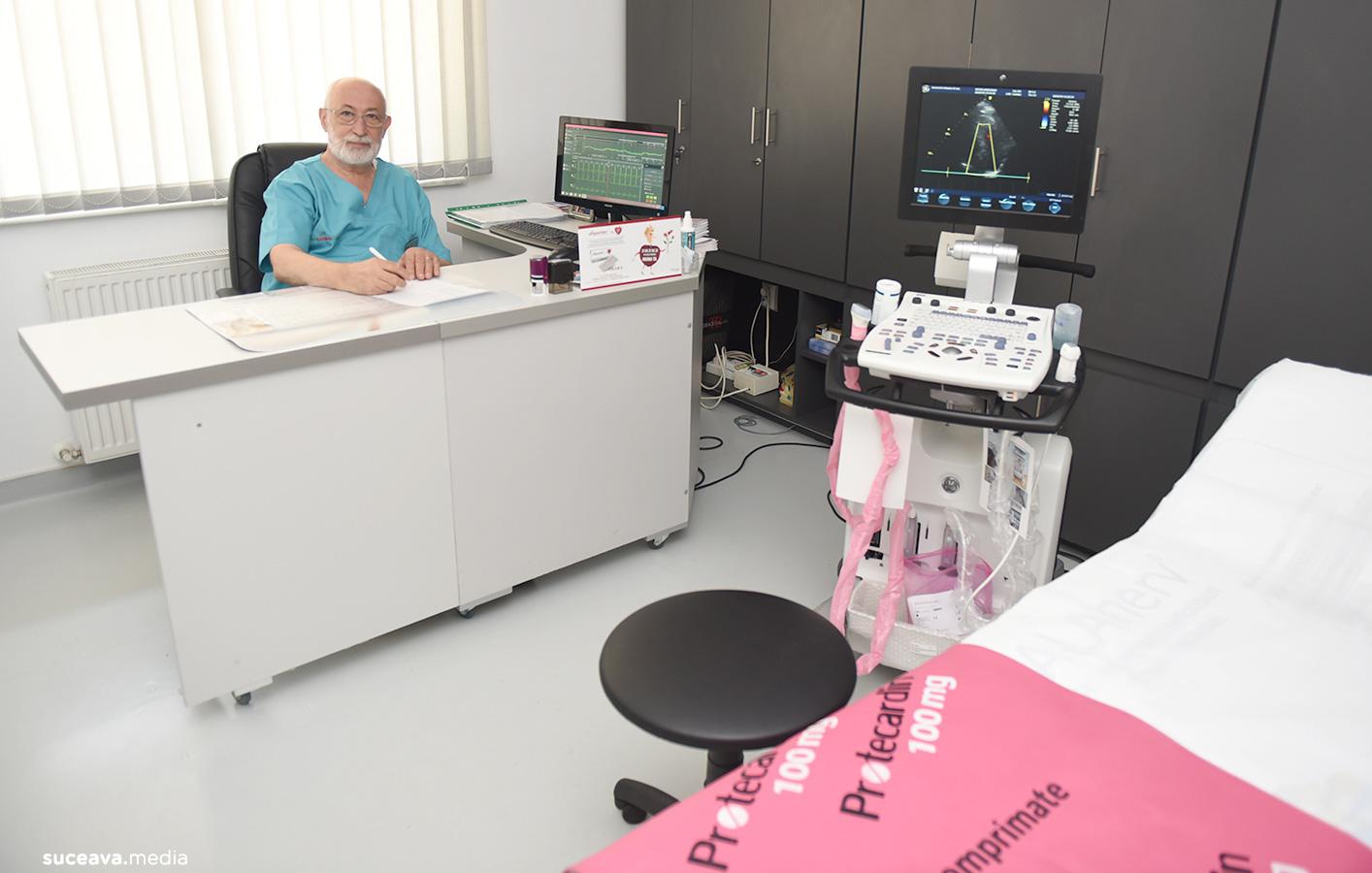 Cardiologie la InterCardioDiab (Suceava)