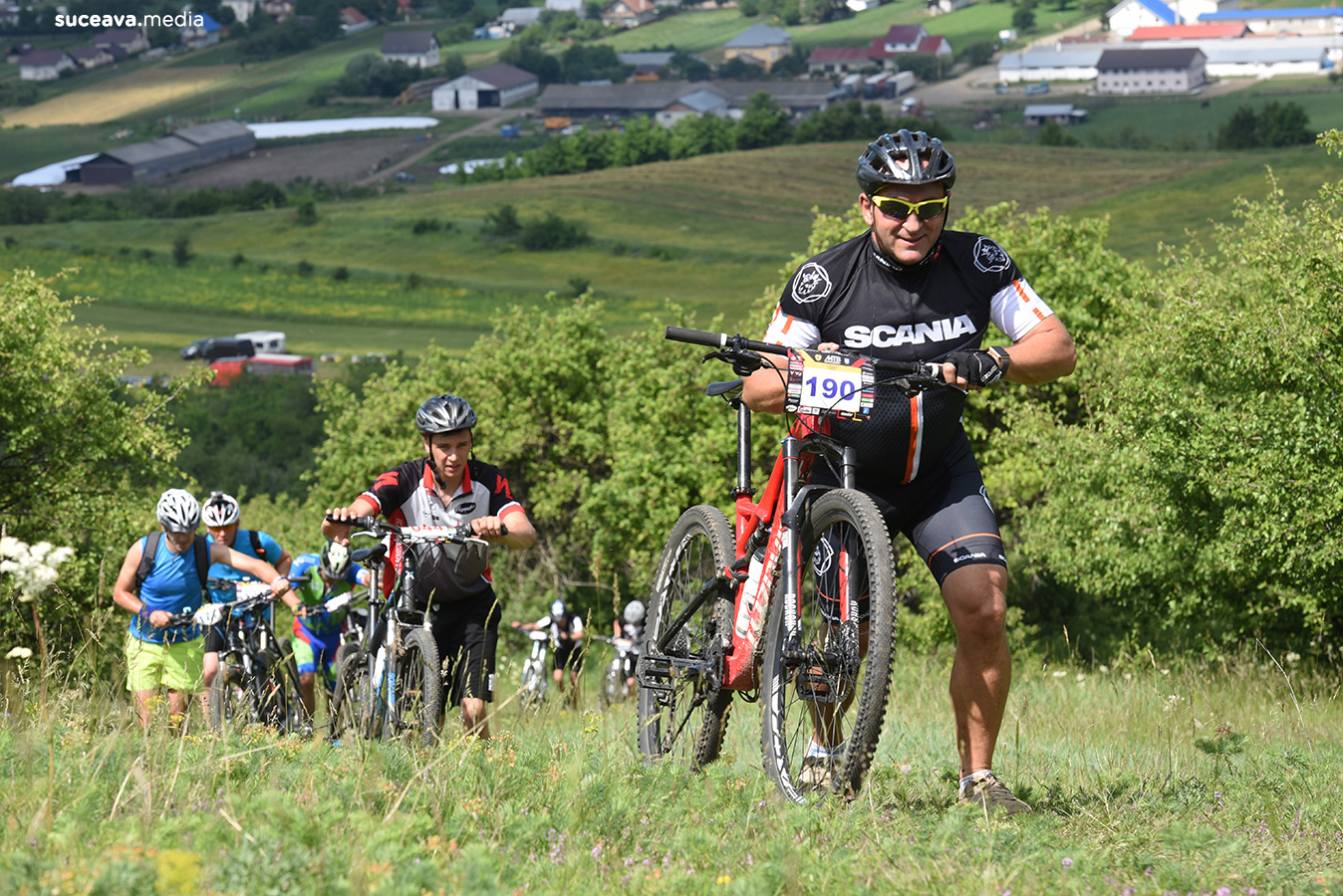 MTB Dragomirna powered by ASSIST