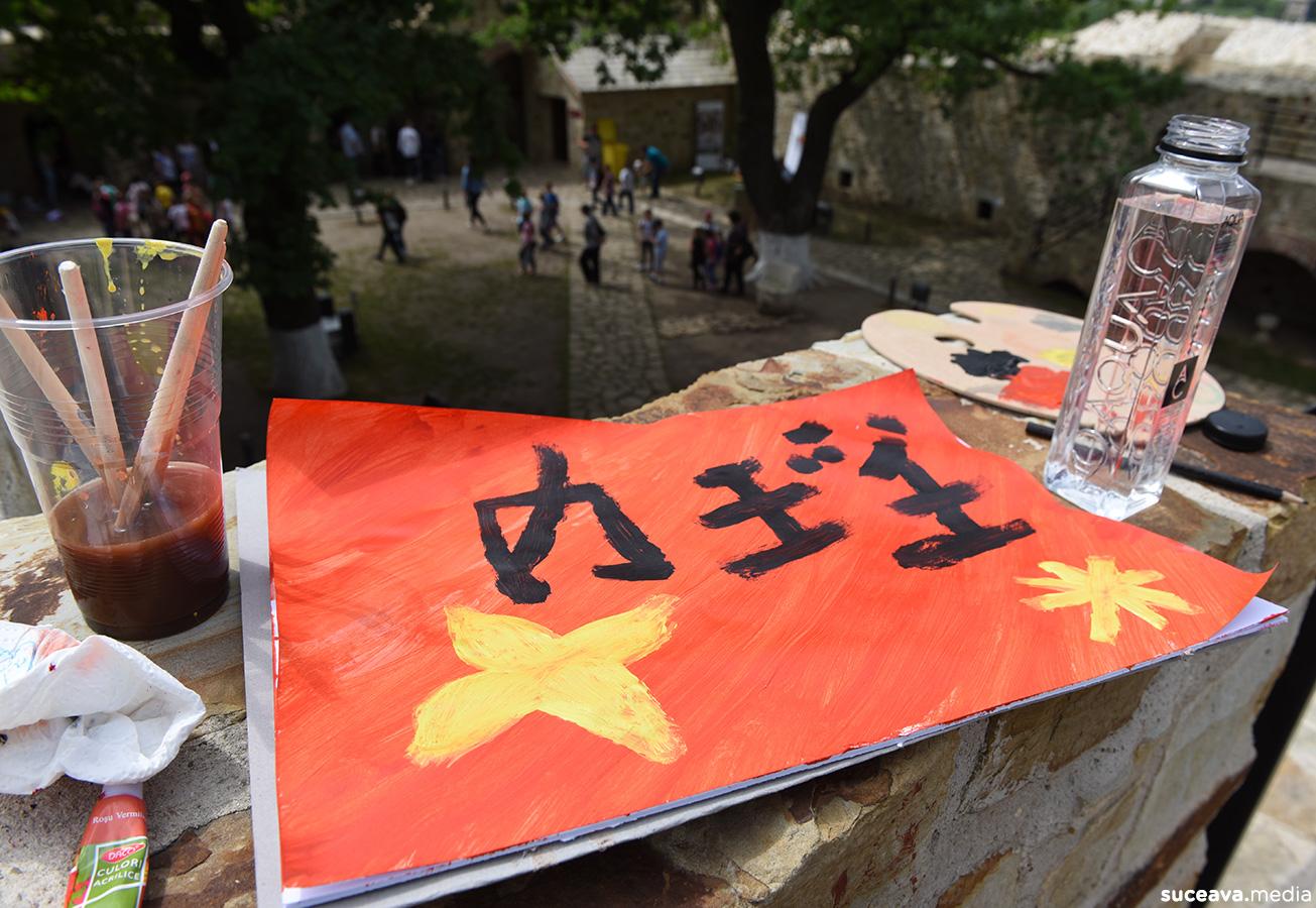China în ochi de copil