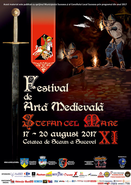 Festivalul de Artă Medievală Ștefan cel Mare
