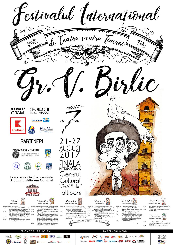 Festivalul Internațional de Teatru pentru Tineret Grigore Vasiliu Birlic