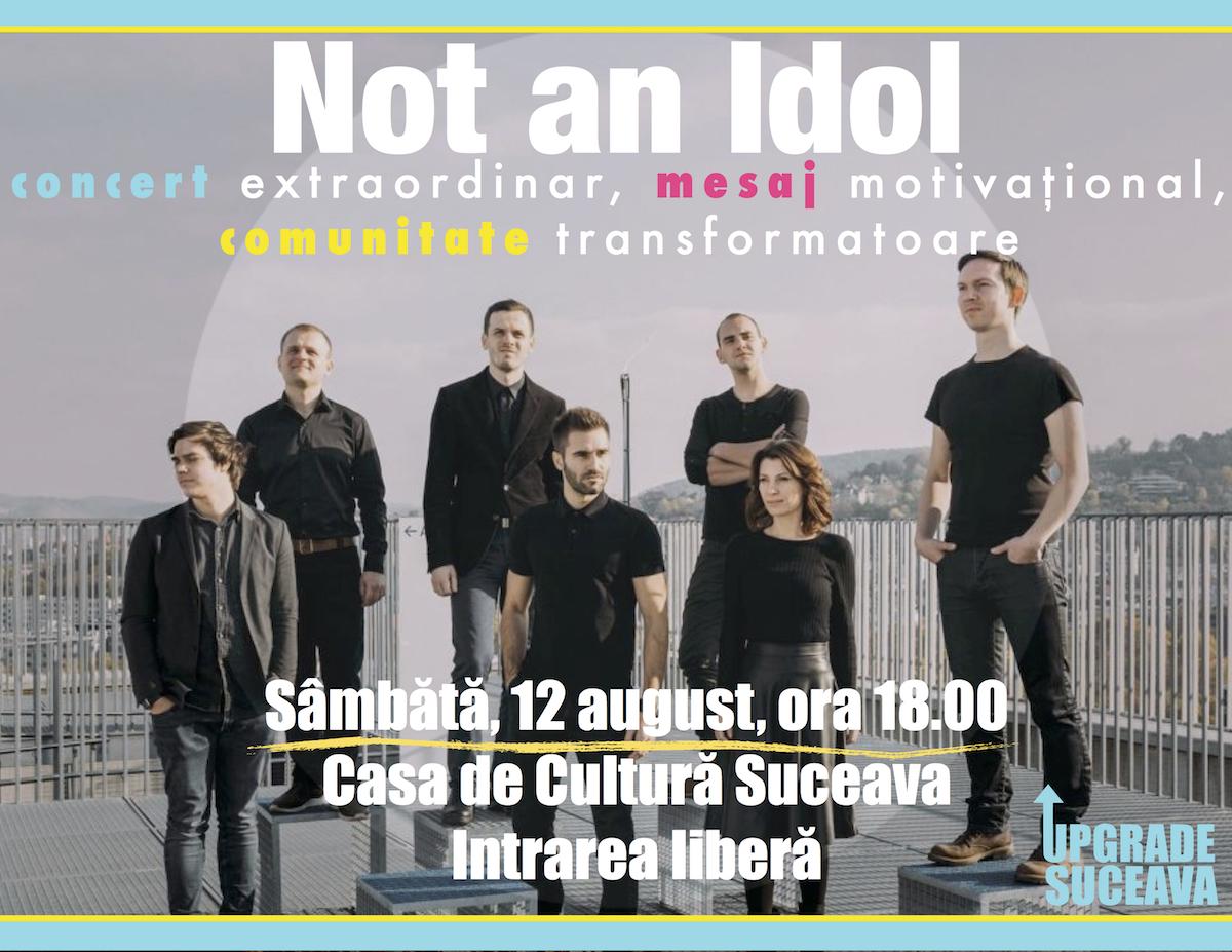Not an Idol