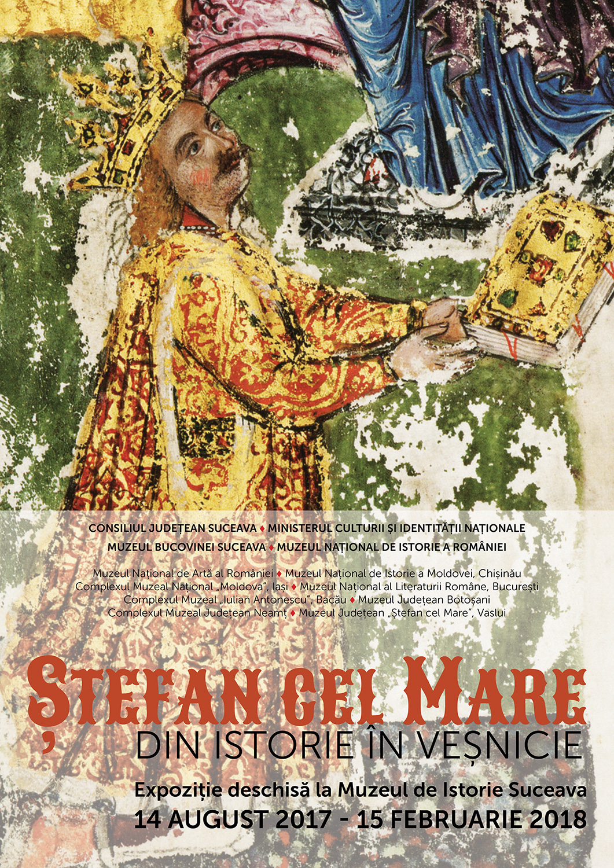 Ștefan cel Mare. Din istorie în veșnicie