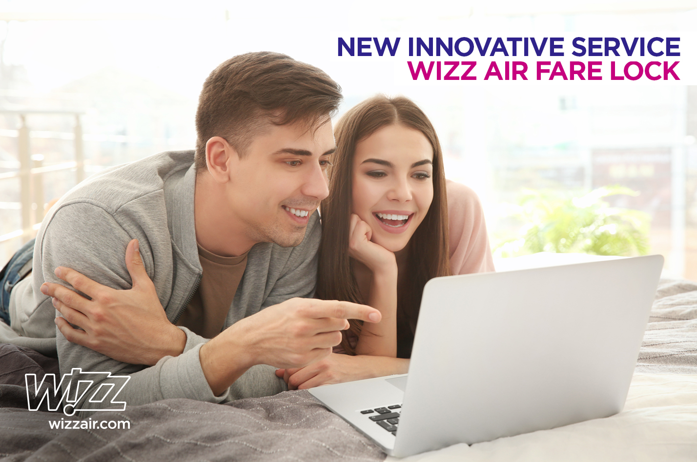 Wizz Air introduce un nou serviciu inovator: Fare Lock