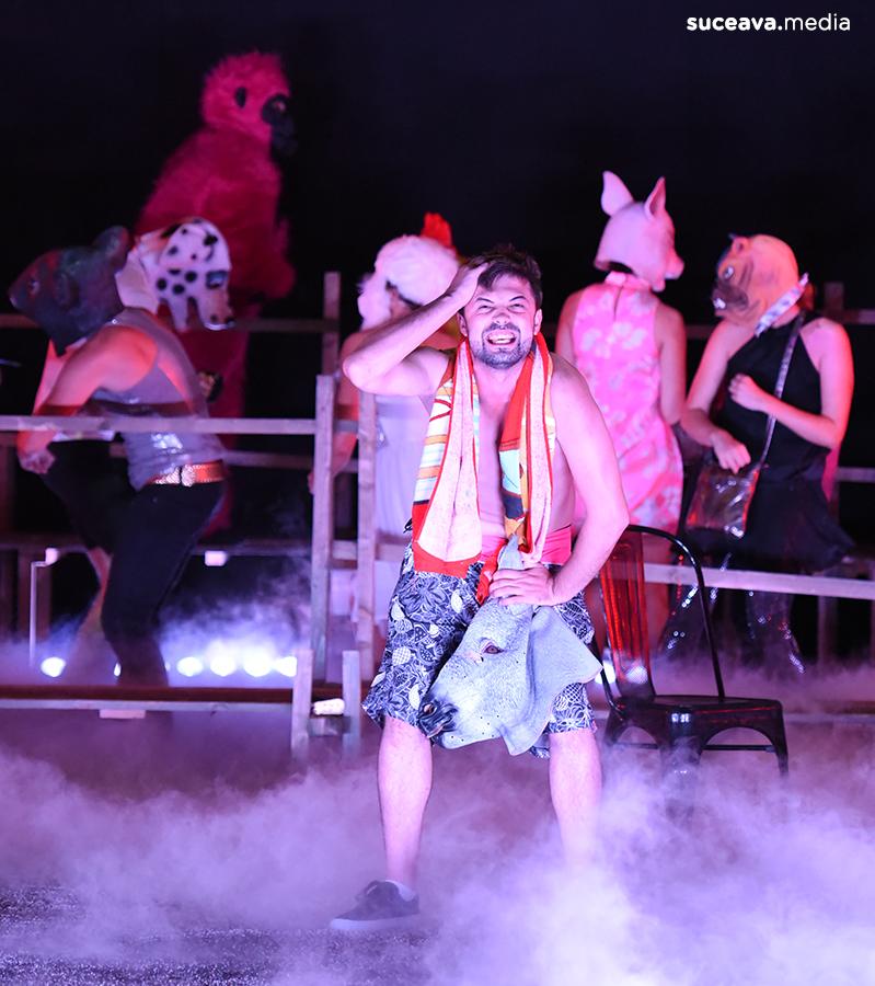 D'ale carnavalului (fotoreportaj)