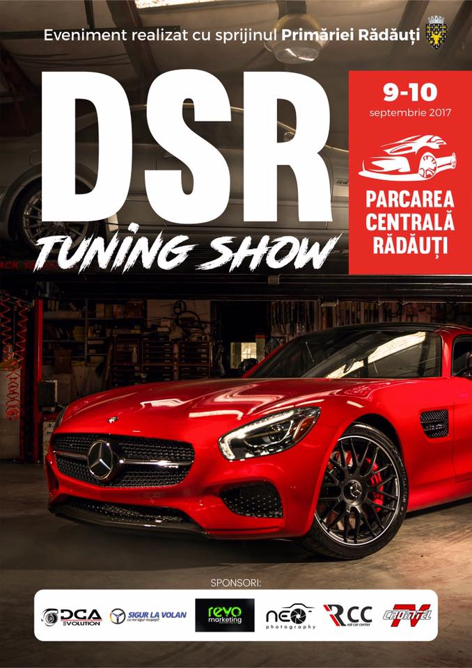 DSR Tuning Show