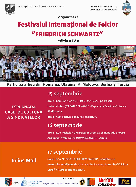 Festivalul Internațional de Folclor Friedrich Schwartz