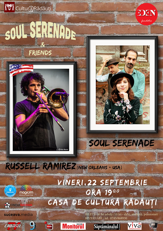 Russell Ramirez și Soul Serenade