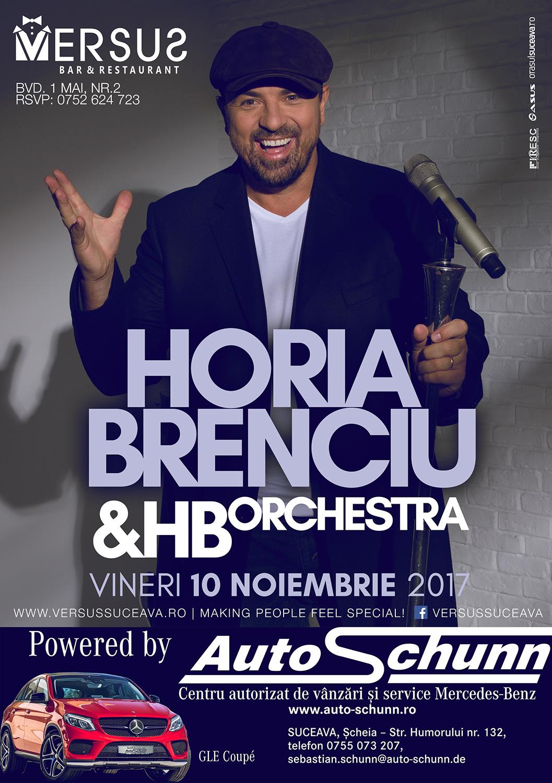 Horia Brenciu și HB Orchestra