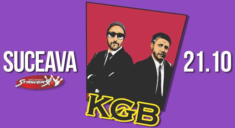 Kazi Ploae și Omu Gnom - KGB