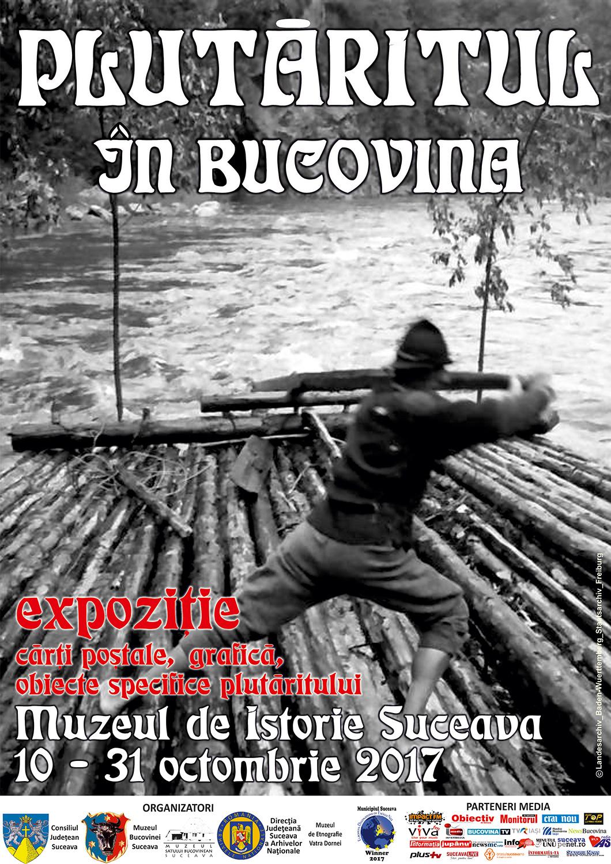 Plutăritul în Bucovina