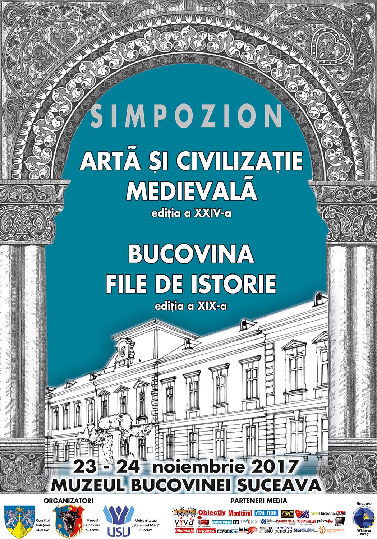 Artă și civilizație medievală / Bucovina File de Istorie