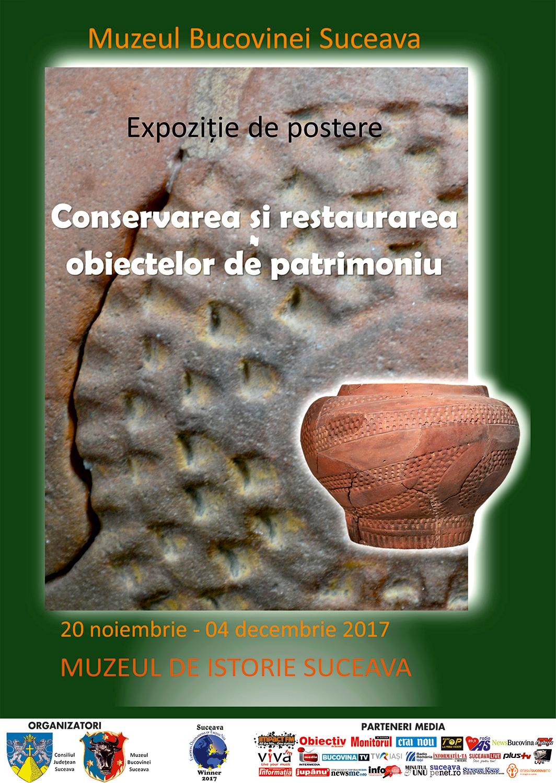 Conservarea și restaurarea patrimoniului