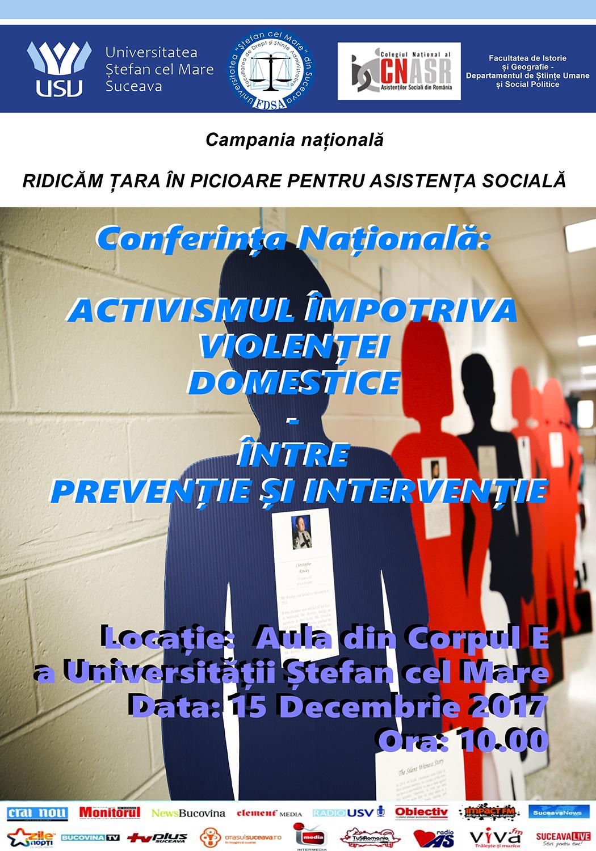Activismul împotriva violenței domestice între prevenție și intervenție