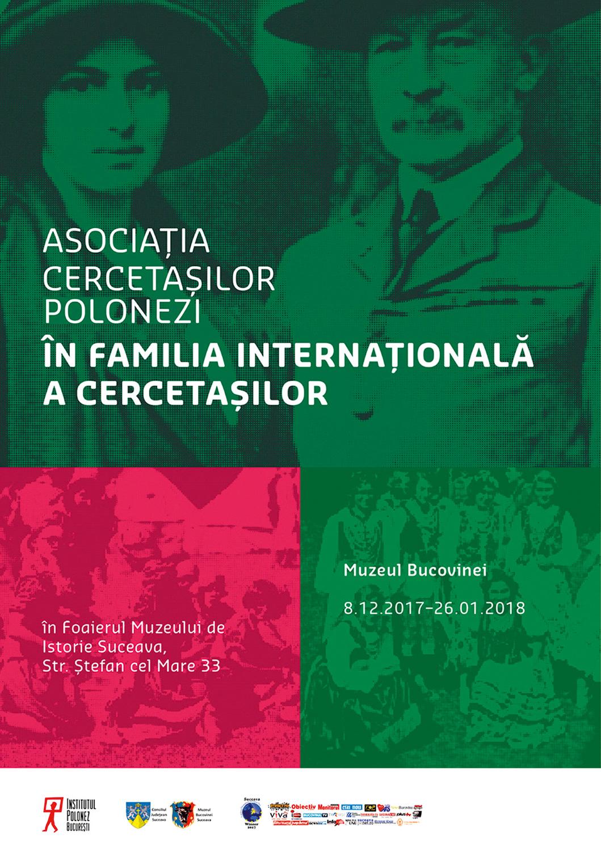 Asociația cercetașilor polonezi în familia internațională a cercetașilor