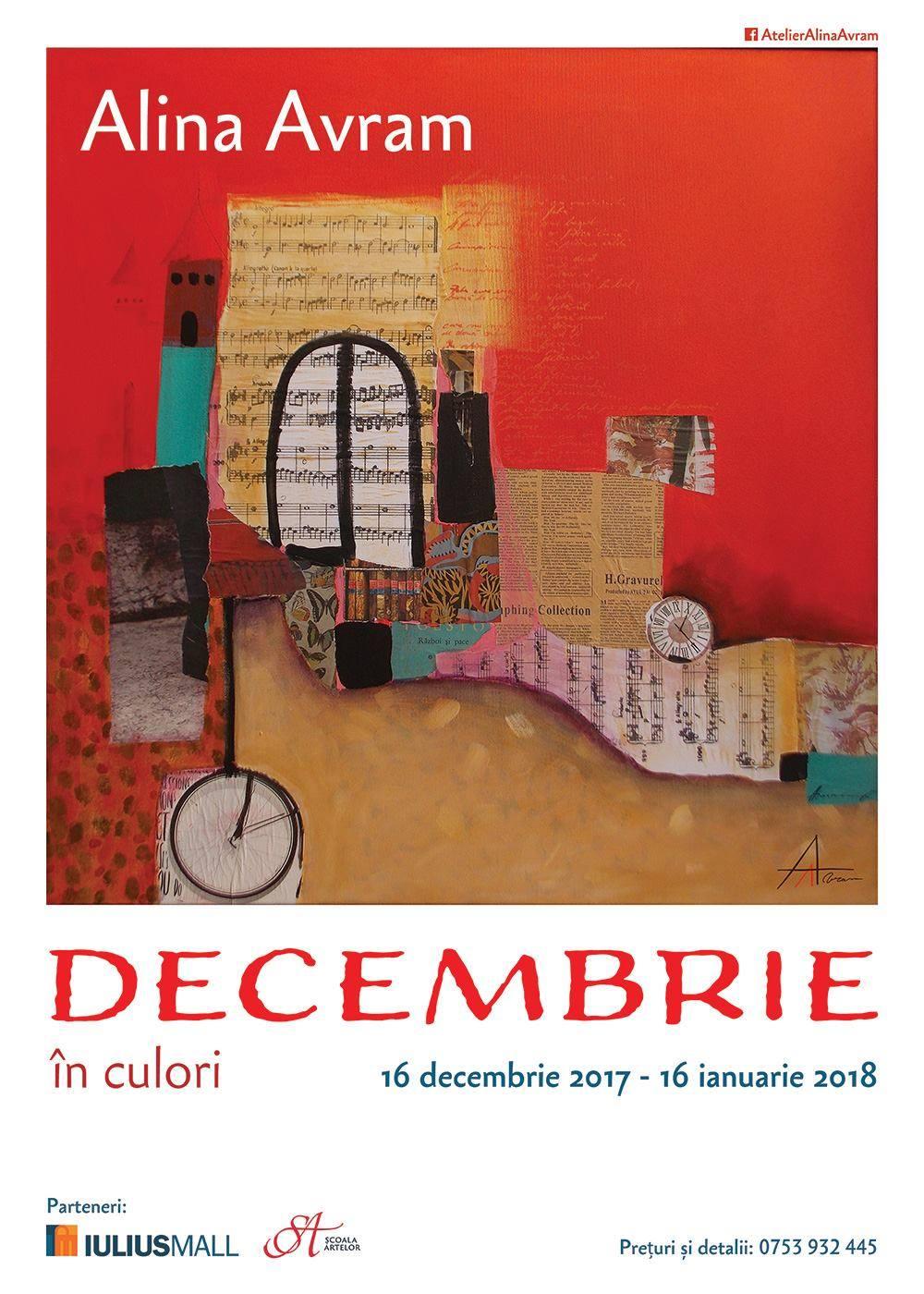 Decembrie în culori