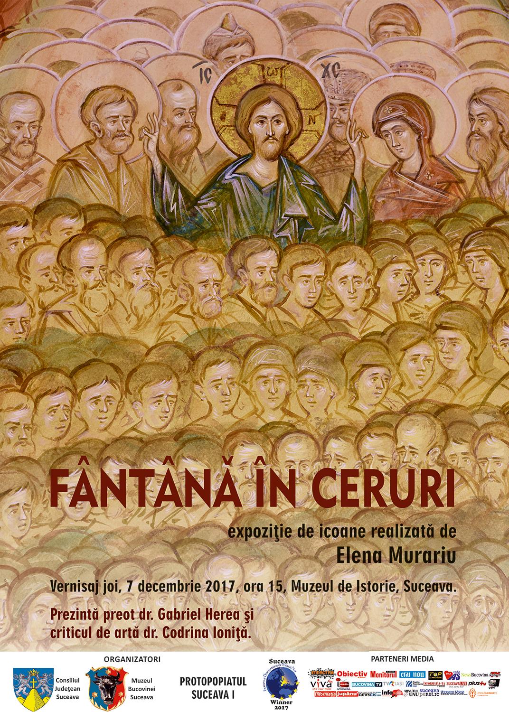 Elena Murariu – Fântâna din ceruri