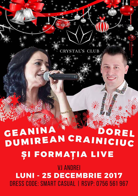 Geanina Dumitrean și Dorel Crainiciuc