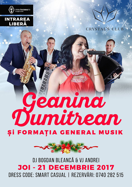 Geanina Dumitrean și Formația General Musik