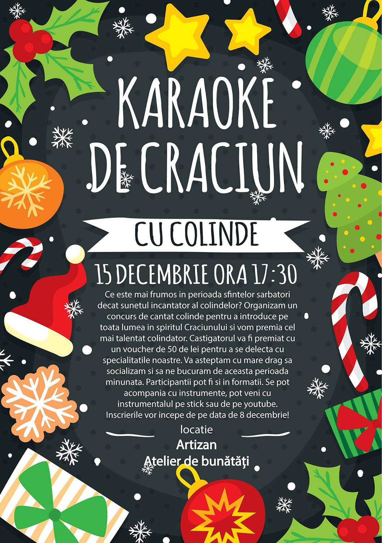 Karaoke de Crăciun