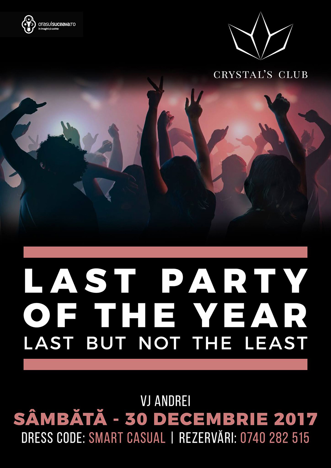 Last Party of the Year. But not the least