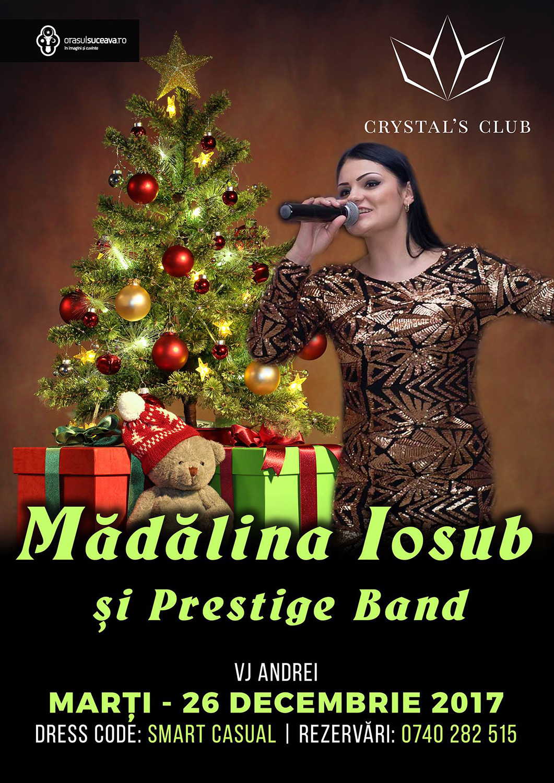Mădălina Iosub și Prestige Band