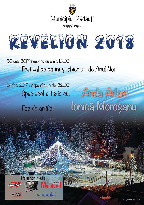 Revelion – Rădăuți