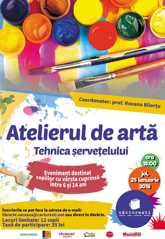 Atelierul de artă