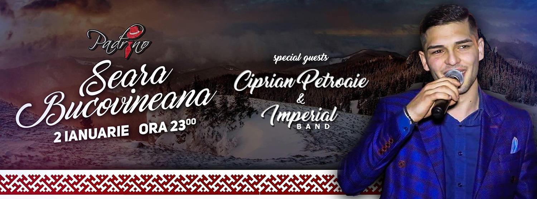 Ciprian Petroaie și Imperial Band