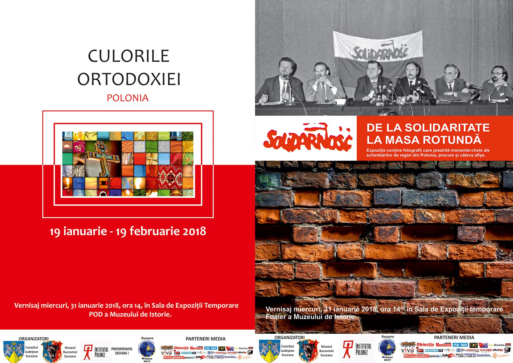 Culorile ortodoxiei poloneze / De la Solidaritate la Masa Rotundă