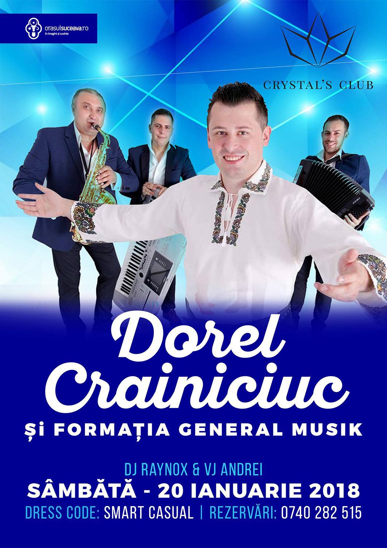 Dorel Crainiciuc și Formația General Musik