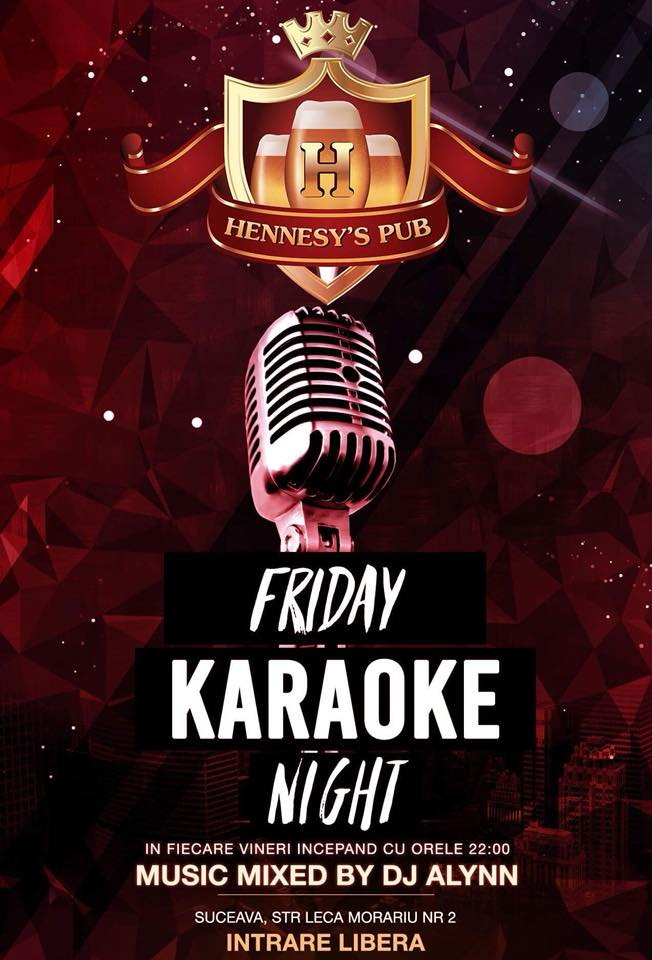 Friday Karaoke Night