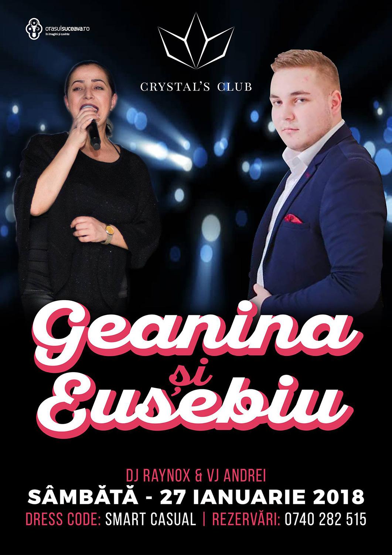 Geanina Dumitrean și Eusebiu