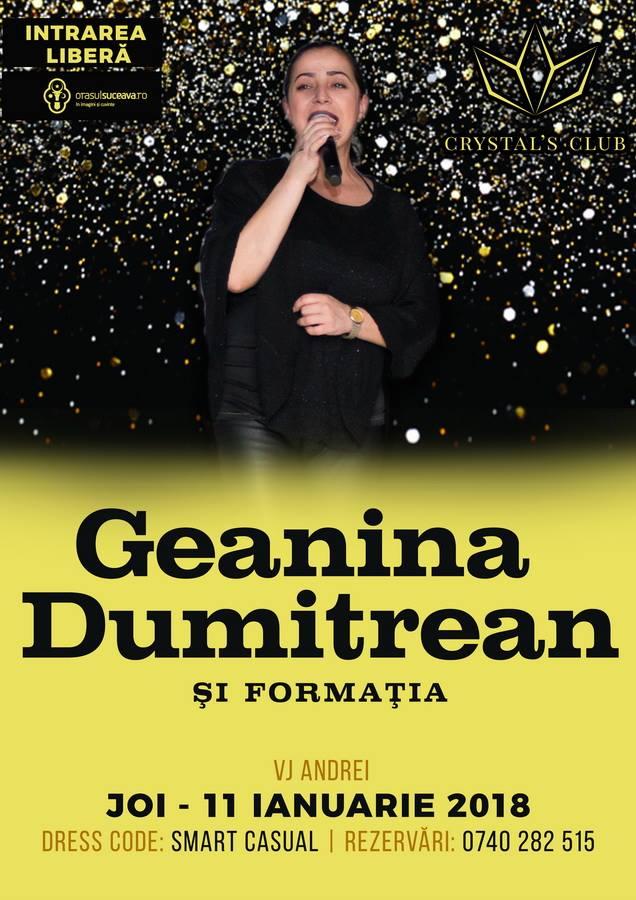 Geanina Dumitrean