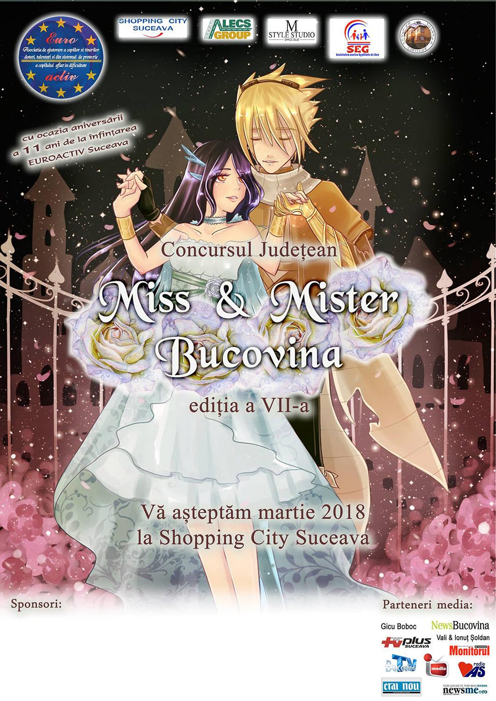 Miss & Mister Bucovina