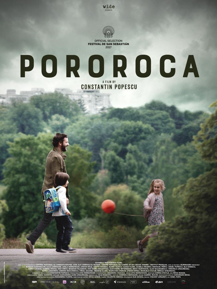 Pororoca, cel mai așteptat film românesc al acestui început de an, va rula la Suceava din 19  Ianuarie 2018