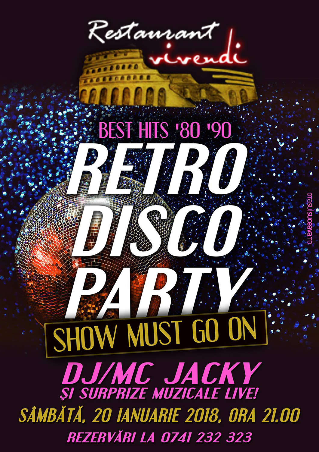 Retro Disco Party