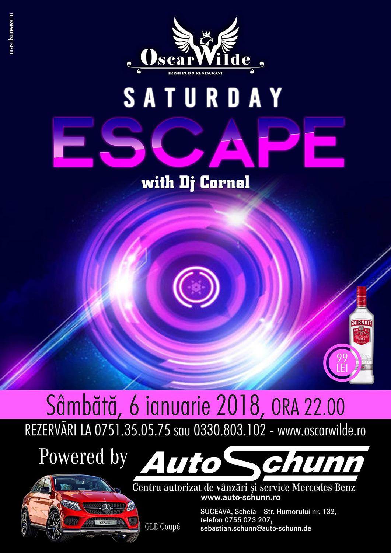 Saturday Escape