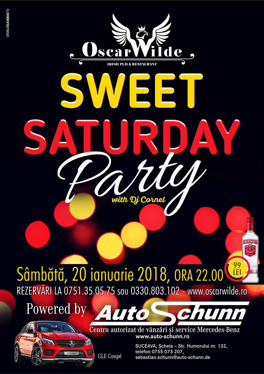Sweet Saturday Party