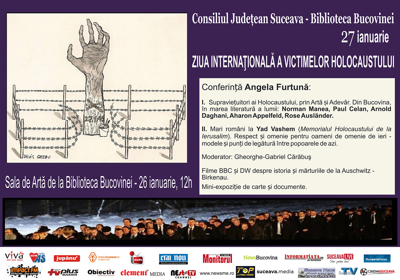 Ziua Internațională a Victimelor Holocaustului
