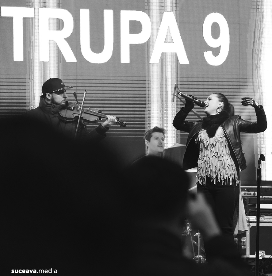 Carla's Dreams, Trupa 9 și Unison Band (fotoreportaj)