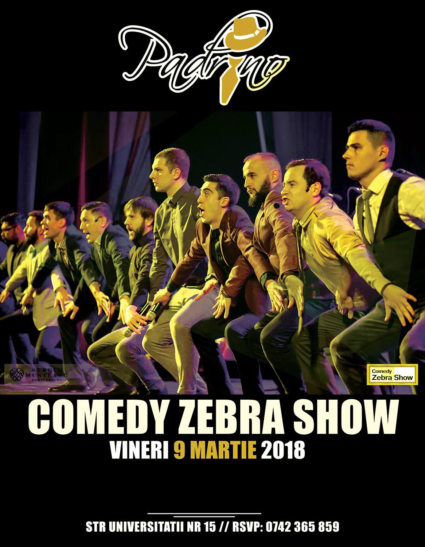 Comedy Zebra Show