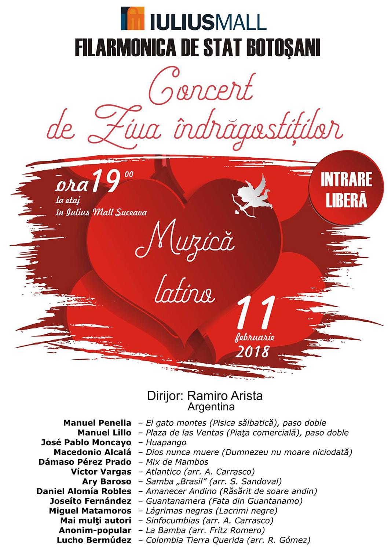 Concert de Ziua Îndrăgostiților