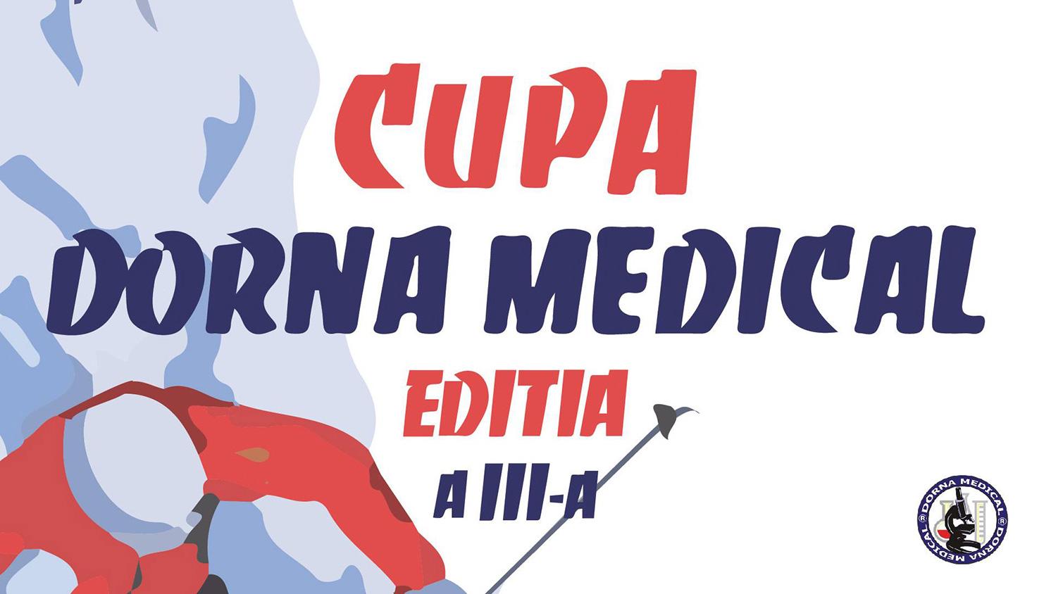 Cupa Dorna Medical la Schi Alpin
