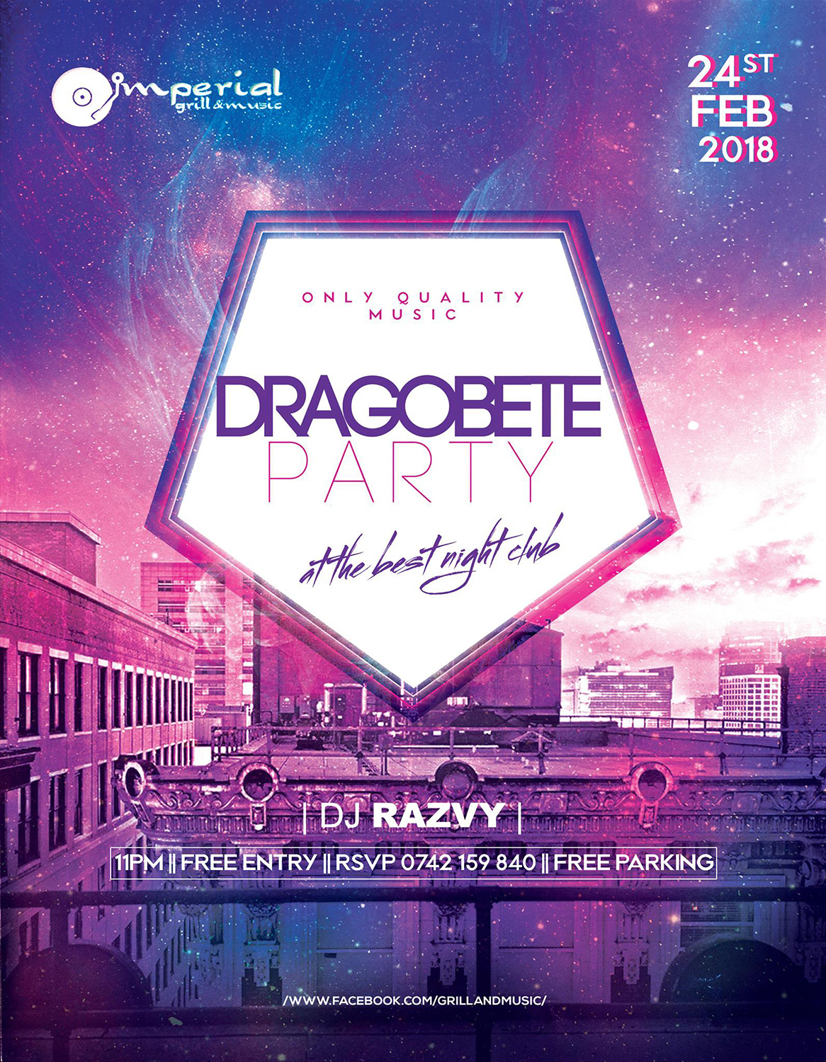 Dragobete Party