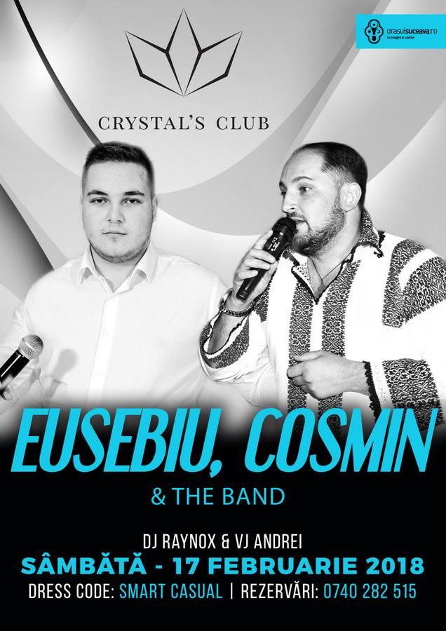 Eusebiu și Cosmin