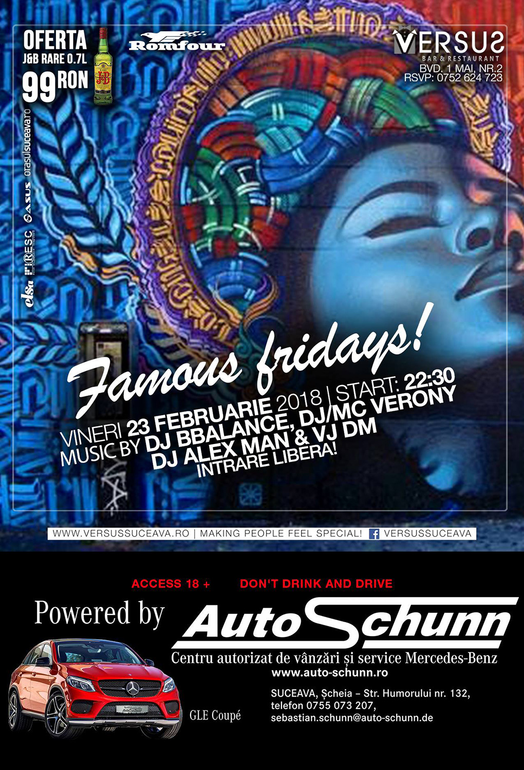 Famous fridays!