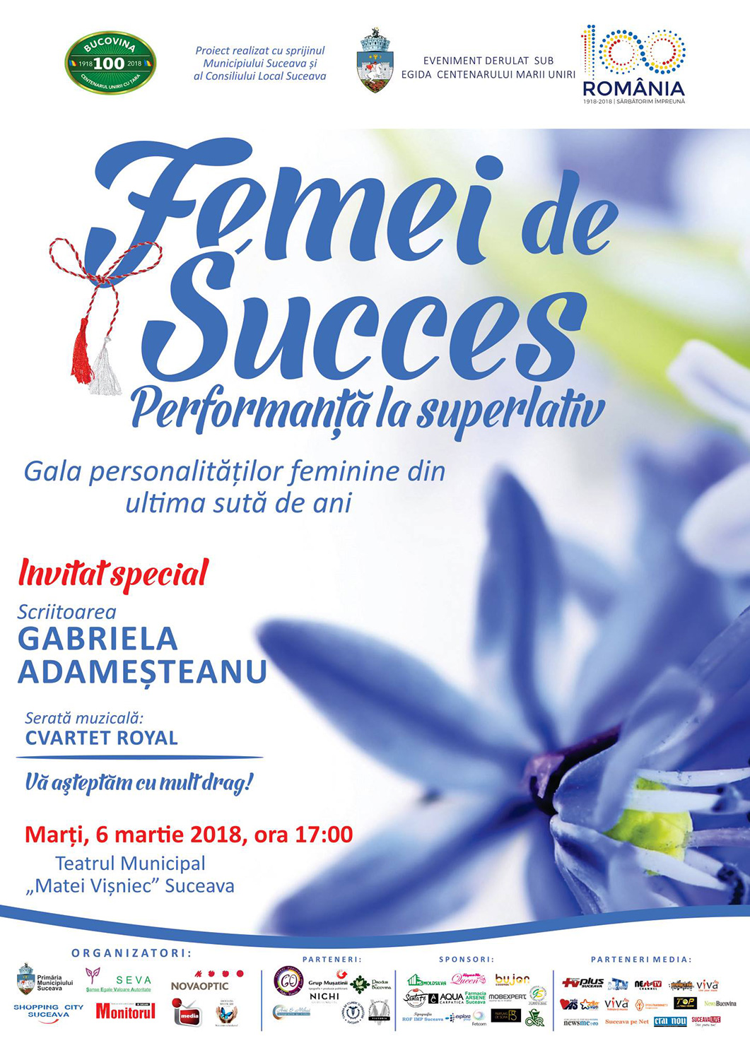Femei de Succes! Performanță la superlativ!