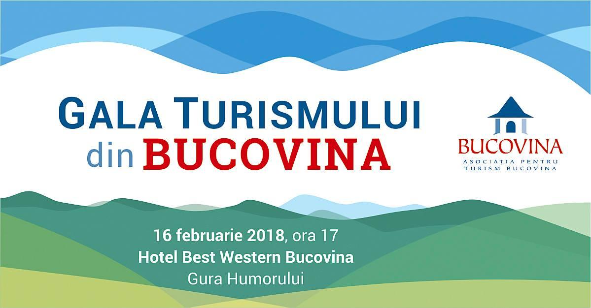 Gala Turismului din Bucovina