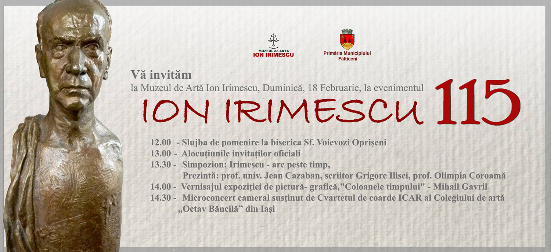 Ion Irimescu 115